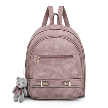 цена на Vintage Women Backpack High Quality PU Leather School Backpacks for Teenage Girls Female Casual Large Capacity Shoulder Bags