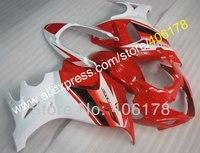 Лидер продаж, оптовая продажа GSX 650F мотоциклов Обтекатели для Suzuki GSX 650F 2008 2009 2010 2011 2012 2013 красный, белый мото обтекатели