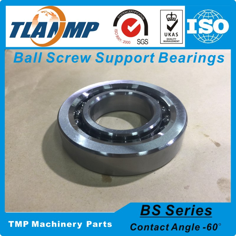 BS3062TN1 P4 Ball Screw Support Bearing (30x62x15mm) TLANMP High rigidity Ball Screw bearing|bearing bearing|bearing support|bearing screw - title=