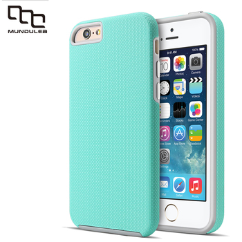 Mundulea For iphone 6s plus 2 IN 1 Hard PC+TPU Armor Heavy Duty Shockproof Stand Cover For iphone 6 plus Case Coque 5s SE 7 plus iphone 6