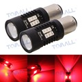 2pcs 1157 bay15d p21/5w/T20 7443 w21/5w High Power LED Car Tail Brake Lights Red 10.5W Driving Lamps 21-2835smd DC 12~24V