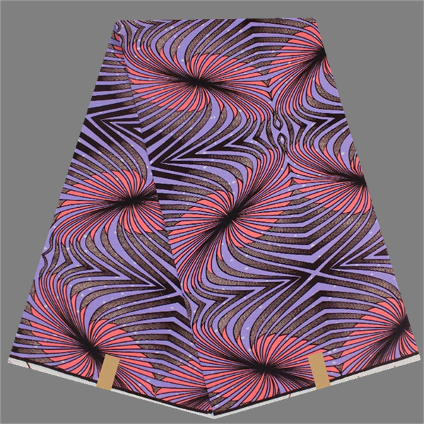 New arrival ankara wax material African real wax fabric for lady dress ( 6yards lot) SWV230 free shipping-in Fabric from Home   Garden on  Aliexpress.com ... 871aa38daaad