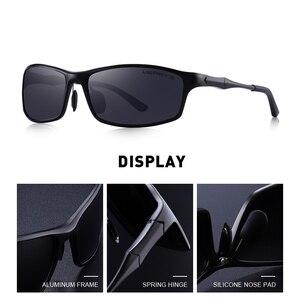 Image 2 - MERRYS تصميم الرجال الكلاسيكية سبائك الألومنيوم النظارات الشمسية HD الاستقطاب النظارات الشمسية للرجال الرياضة في الهواء الطلق UV400 حماية S8266