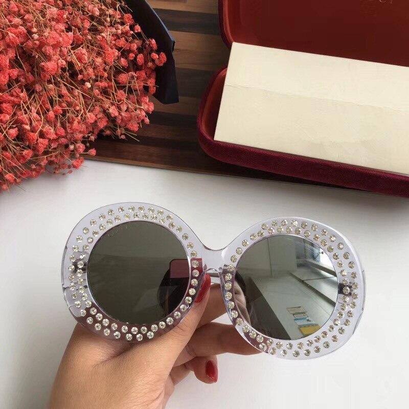 Carter C Designer Für Runway b Marke Luxus Frauen a Sonnenbrille d Gläser 2018 Y1101 wvqX0Y