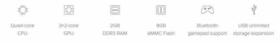[Official International Version] Xiaomi Mi Box 3 Android 6.0 TV Box 2G8G Dual WiFi Kodi Smart TV IPTV Media Player Set Top Box (12)