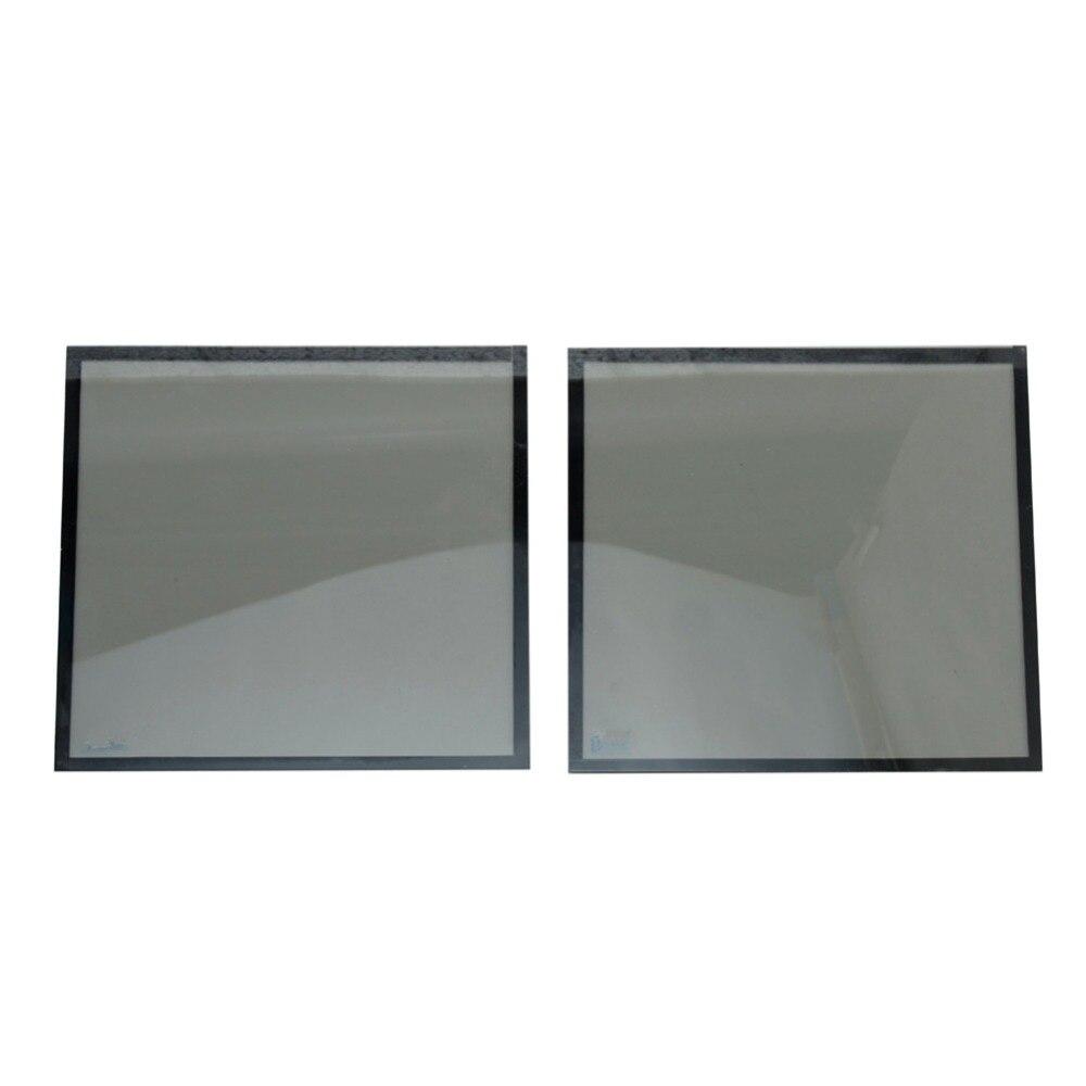 1 Paris 15 15cm 20 20cm 3D Polarized Filters for Projectors Make Linear Imax Cinemas Movies
