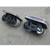 New Electric Skateboard 70mm Wheels Electric Drifting Board 20km H 150w Motor Skateboard 2200mah Motor