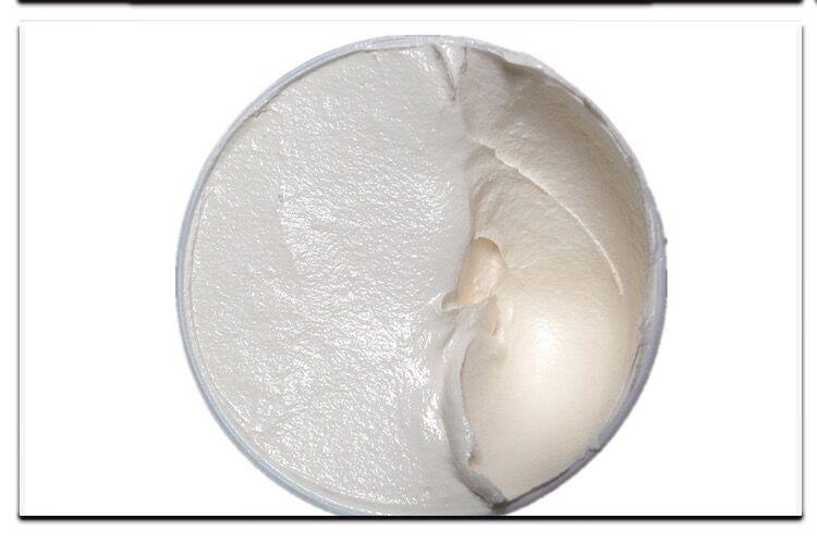 1 KG Ginseng Blanc Perle Jour Fromage à La Crème 1000g Perle Crème Blanchissant Rousseur Soins de La Peau Produits Beauti Équipement
