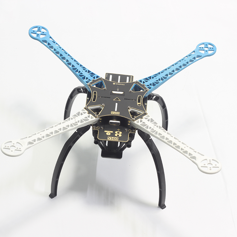 FPV S500 SK500 PCB Glass Fiber Upgrade F450 F550 Quadcopter Frame Kit with Landing Gear FPV Racing RC Drone free shipping цена