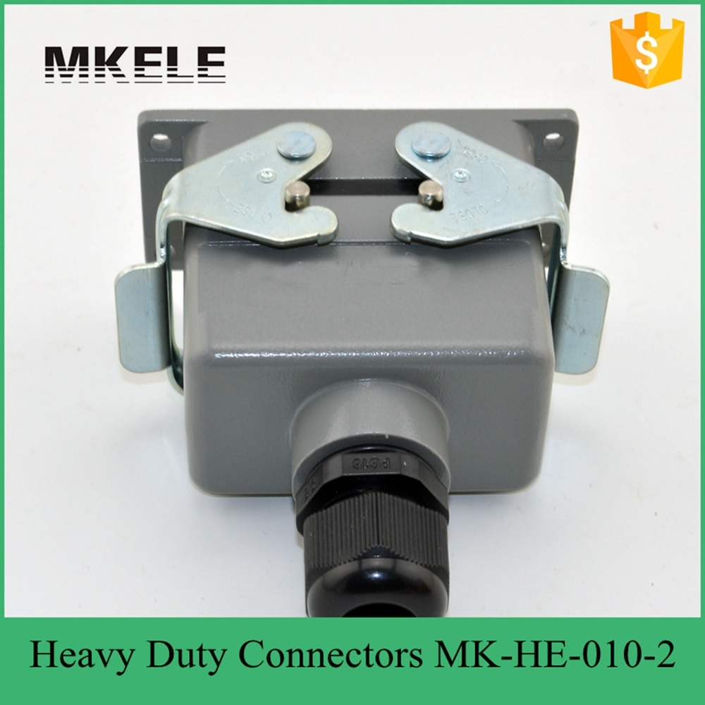MK-HE-010-2 universal India heavy duty auto automotive electrical connectors for lighting aircondition and brake system дырокол deli heavy duty e0130