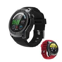 9 Tong GPS Sport Montre Smart Watch S958 Étanche Soutien Air Pression SIM Cardl Moniteur de Fréquence Cardiaque Mémoire Carte Pour Android IOS # c5