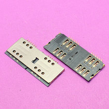 YuXi Brand New for Lenovo P780 A316 A269 2 in 1 Double card socket TF Card reader holder tray slot module adapter