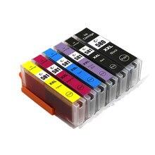 Цветение совместимый для canon 580 581 PGI-580 XXL CLI-581 чернильный картридж для canon PIXMA TS8150 TS8151 TS8152 TS9150 TS9155 принтер
