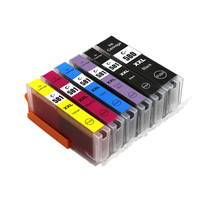 BLOOM compatible For canon 580 581 PGI-580 XXL CLI-581 ink cartridge For canon PIXMA TS8150 TS8151 TS8152 TS9150 TS9155 printer