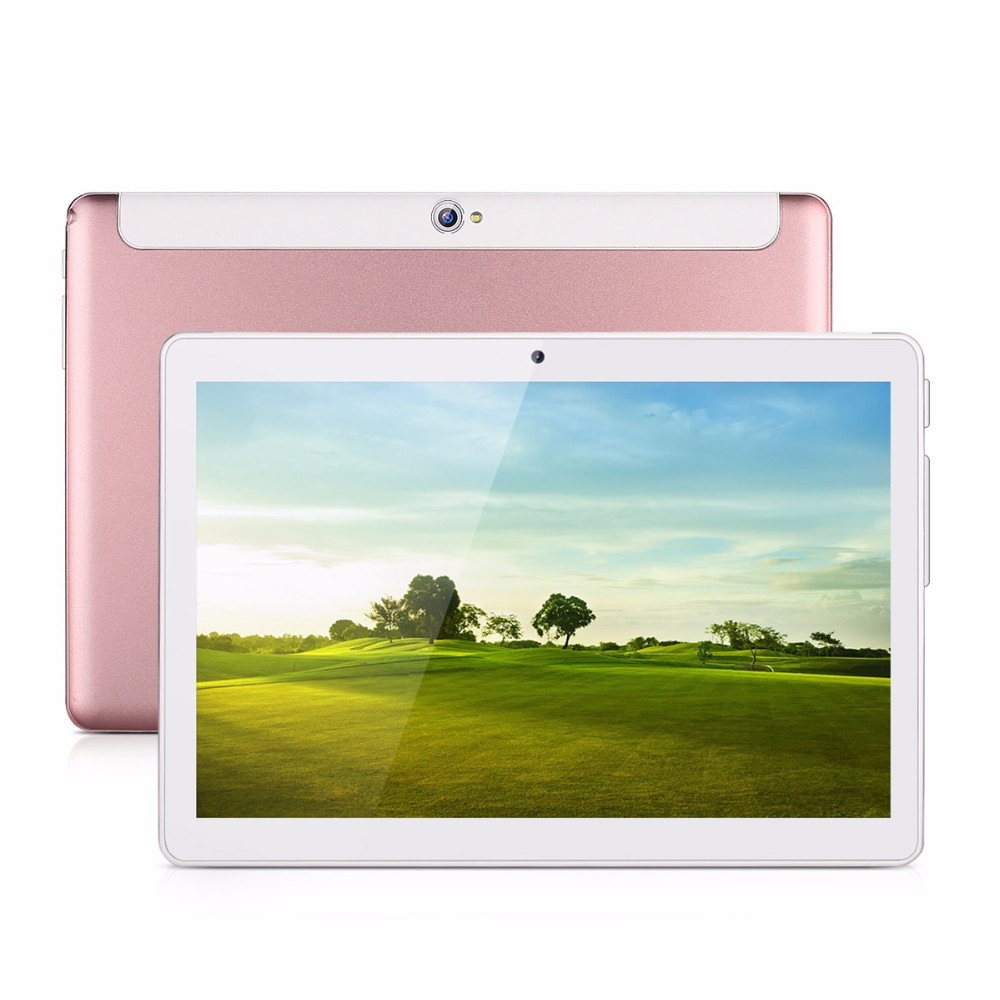 10.1 inch 3G Phablet 1280*800 Android 4.4 MTK6582 Quad Core 1GB+16GB WiFi Dual Camera G-sensor GPS OTG FM Tablet PC android 4 2 c30 3g phablet mtk6582 quad core 1 3ghz 5 0 inch qhd dual camera gps 4gb rom