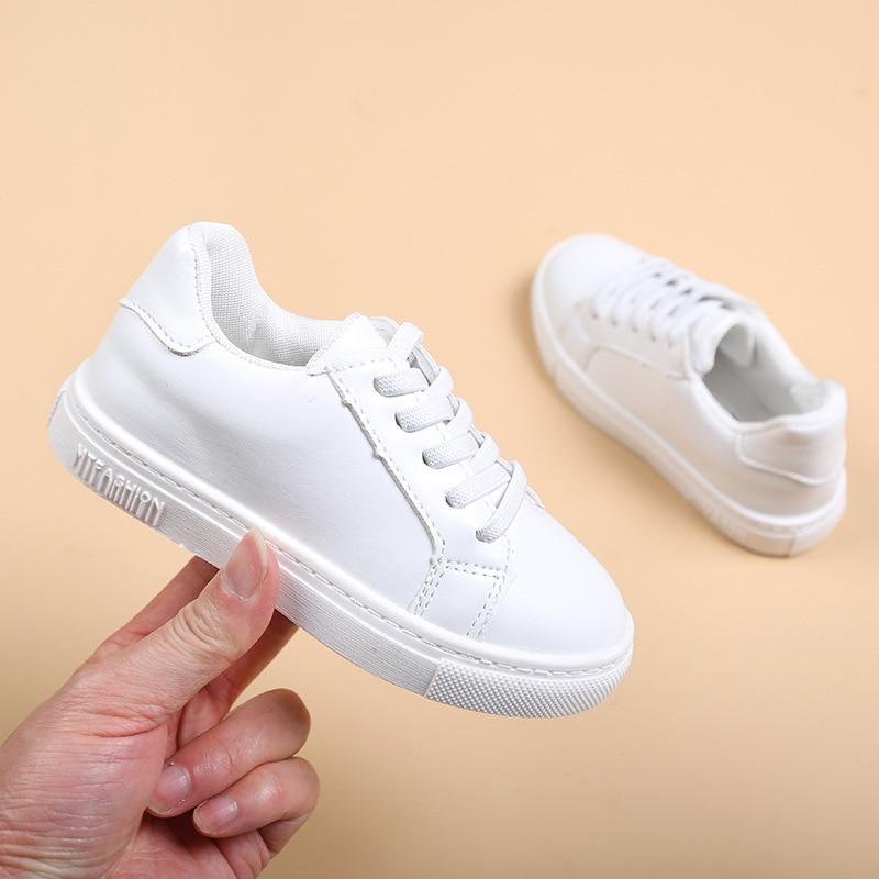 99793361948 Kopen Goedkoop Children #039;S Sneaker Schoenen Voor Jongens Meisjes Mode  Witte Schoenen Lente Herfst Kids Baby Casual Sportschoenen School Sneakers  Prijs .