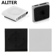 Прозрачный чехол MP3 для iPod Shuffle 4 6 7 мягкий силиконовый защитный чехол