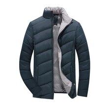 2016 мода новый зимний Отдых куртка мужчины марка одежды Высокое качество Толстые теплые зимняя куртка мужчины повседневная парки