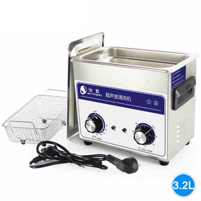 ultrasonic cleaning machine glasses circuit board laboratory tools cleaner 40khz 220v