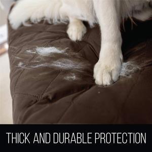 Image 3 - Sofa Couch Abdeckung Stuhl Werfen Haustier Hund Kinder Matte Möbel Protector Reversible Waschbar Abnehmbare Armlehne Hussen 1/2/3 Sitz