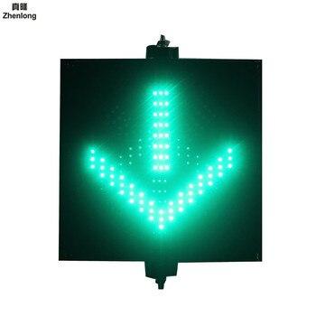 светодиодные фонари | Светодиодный индикатор для автобусного билета, красная вилка, Зеленая Стрела, туннельная лампа, сигнальный свет, красный зеленый свет, свет...