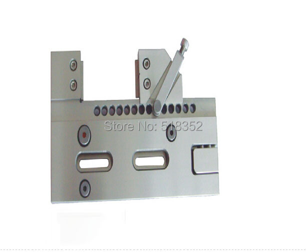 ⓪EPT-801 Precision Vises Triaxial Adjustable Fixture, SUS440/420 ...