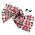 New Arrival winter women long Scarf 2017 retro plaid woolen scarves Promotion Hot Sale autumn Scarf 5 Colors