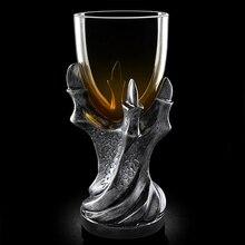 Game of Thrones Dragon Claw Becher Game of Thrones Becher Wodka Weinkelch Glas Schuss Tasse Bär Whisky Drache Gothic Tasse Und tassen