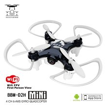 FQ777- 954D WIFI APP Control Mini RC FPV Real-Time Transmission RC Quadcopter Drone with FPV 0.3MP Camera