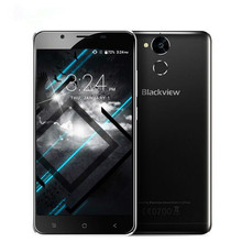 Blackview P2 lite 4G Mobile Phone 5.5″ FHD MTK6753 Octa Core Android 7.0 3GB RAM 32GB ROM 13MP 6000mAh Fingerprint ID Smartphone