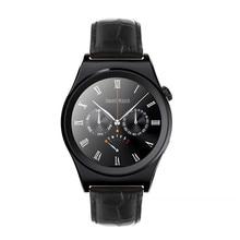 2016 neue X10 Smart Uhr Mit Pulsmesser Bluetooth 4,0 Leder Smartwatch für Apple xiaomi Samsung Android PK GT08 U8