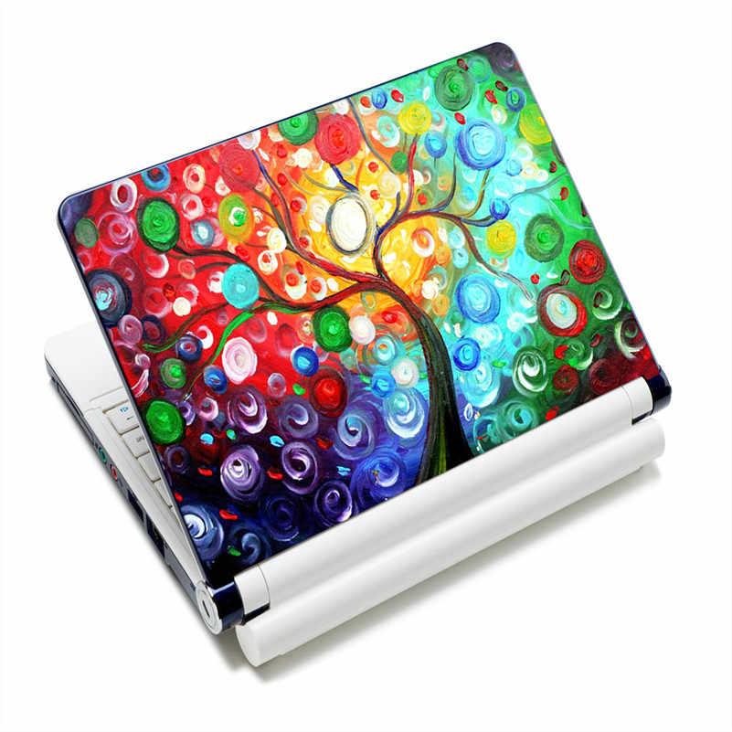 """11,6 """"12,1"""" 13 """"13,3"""" 14 """"15"""" 15,4 """"15,6"""" нетбук наклейка для ноутбука многоразовый защитный чехол художественная наклейка Персонализированная"""