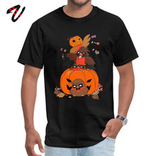 Sans Mens Hokusai Sleeve GoHalloween Top T-shirts Printed Tops Tees Coupons Design Crew Neck T Shirt Drop Shipping water drop printed crew neck sweatshirt