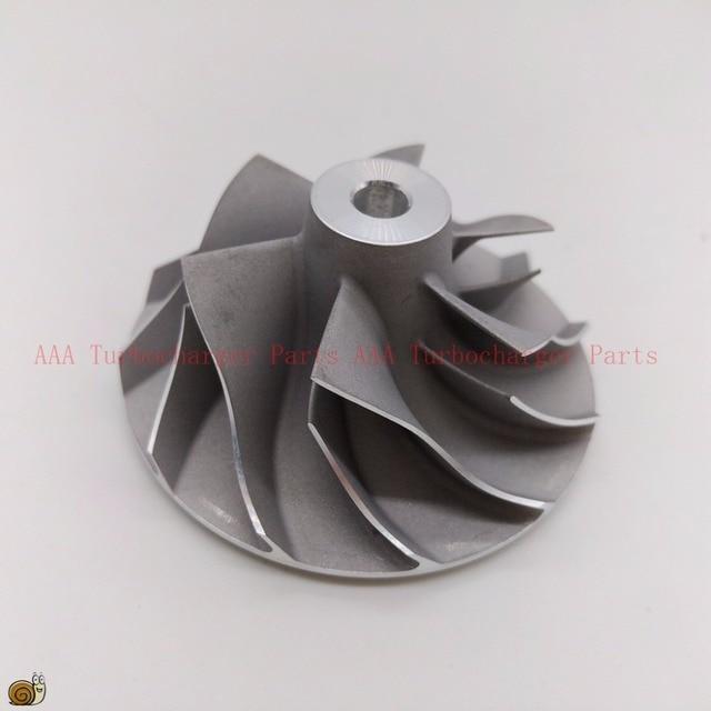 TD04L Turbo Compressor Wheel 36.3x51mm supplier AAA Turbocharger parts