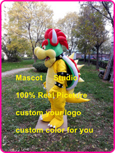 Bowser Monster Mascot Costume custom anime cosplay kits mascotte fancy dress carnival & Buy bowser cosplay and get free shipping on AliExpress.com