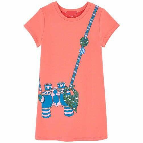 2016 New Summer baby girls dress kids clothes pattern girls dresses children clothing