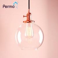 PERMO SCONCE FLUSHMOUNT PENDANT LIGHT CEILING LAMP REFLECTIVE SMOKED GLASS SHADE E27 LAMP BASE