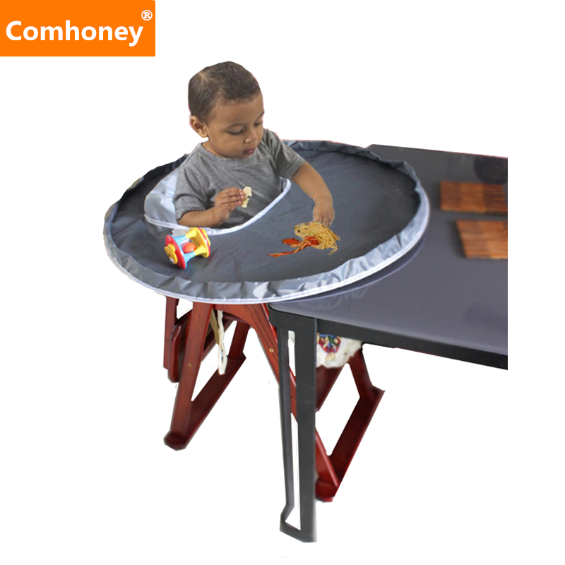 Excellent Baby High Chair Seat Cover Mat Waterproof Infant Feeding Andrewgaddart Wooden Chair Designs For Living Room Andrewgaddartcom