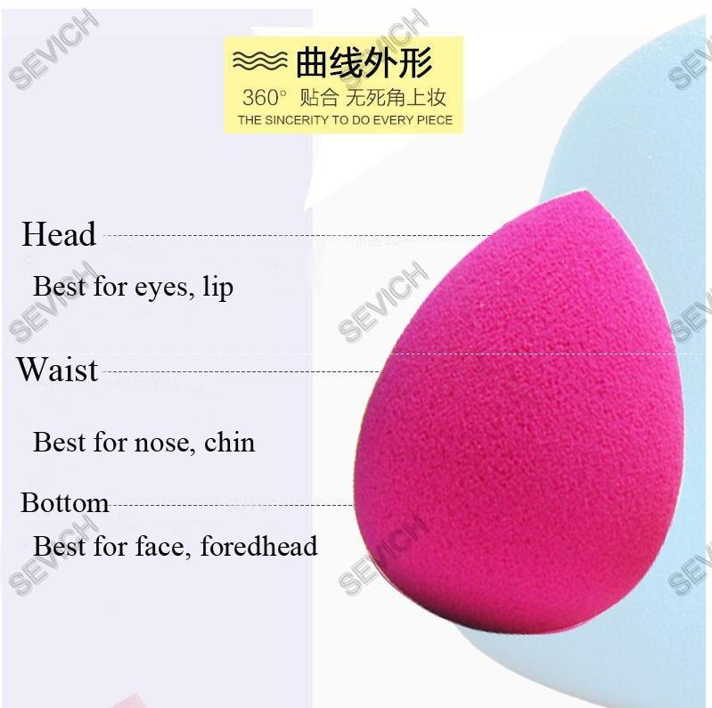 губка для макияжа мини купить в Китае