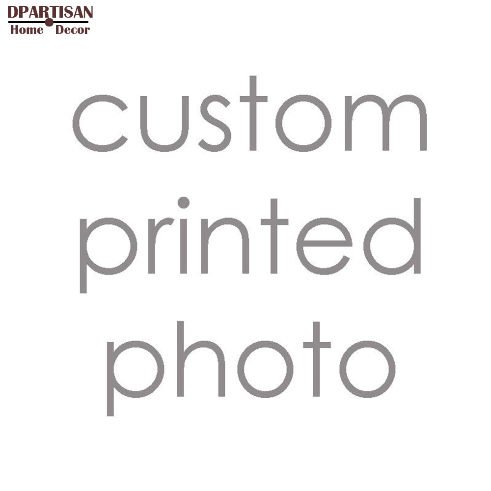 More sizes For Your Picture,Family or Baby Photo,Favorite Image Custom Print on Canvas Painting Room Decorative Free Shipping