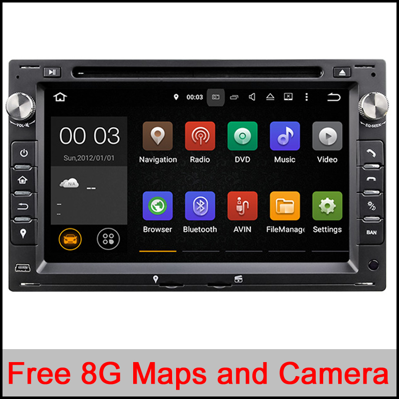 Quad Core font b Android b font 5 1 1 Car DVD GPS Radio For Old