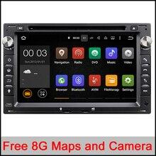 Quad Core Android Coche DVD GPS de Radio Para El Viejo VW 5.1.1 Transporter T4/T5 Passat Mk5 Golf Mk4 Polo Bora Jetta Peugeot 307 1998-2008