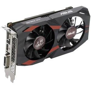 Image 5 - Asus CERBERUS GTX 1050Ti A4G ברמת הזרם המרכזי לכרטיסי מסך של שולחן עבודה GDDR5 Boost 1417MHz PCI Express 3.0 GeForce GTX 1050Ti 4G