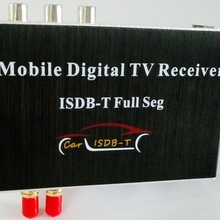 Car-Isdb-T-Receiver Dual-Tuner HD Ouchuangbo with Support Hdmi/usb for Brazil Peru South