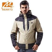 MERRTO Men Hunting Jackets Windproof Waterproof Antistatic Jackets Warm Comfort Fleece Outdoor Hiking Jackets Breathable Jackets