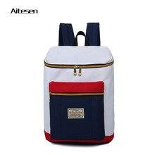 Луи холст рюкзаки для девочек-подростков mochilas feminina Bagpack школьные сумки для подростками небольшой kanken рюкзак женщины классический