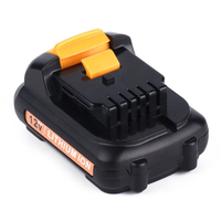 NEW Arrival 12V 2000mah Power Tools Rechargeable Battery For Dewalt MAX Li Ion DCB120 DCD710 DCF813