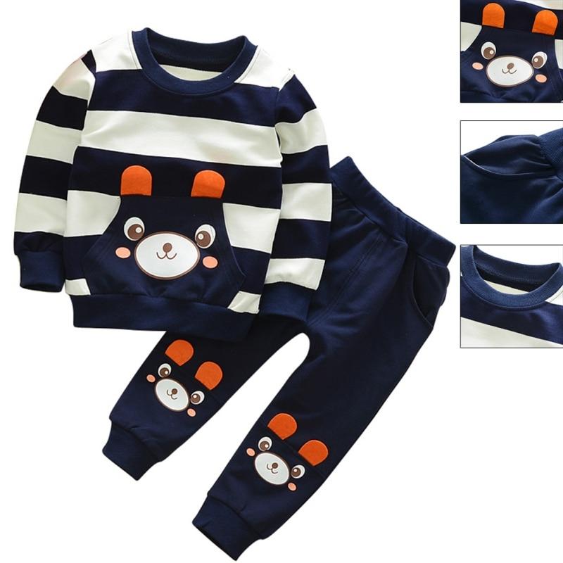 Fashion-Cartoon-Girls-Boys-Baby-Bear-Design-Cloth-Set-Hoodie-Top-Coat-Pant-Suits-2PCs-Set-5