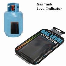 Пропан Бутан LPG индикатор уровня топливного бака газа магнитный датчик караван бутылка измерения температуры палка