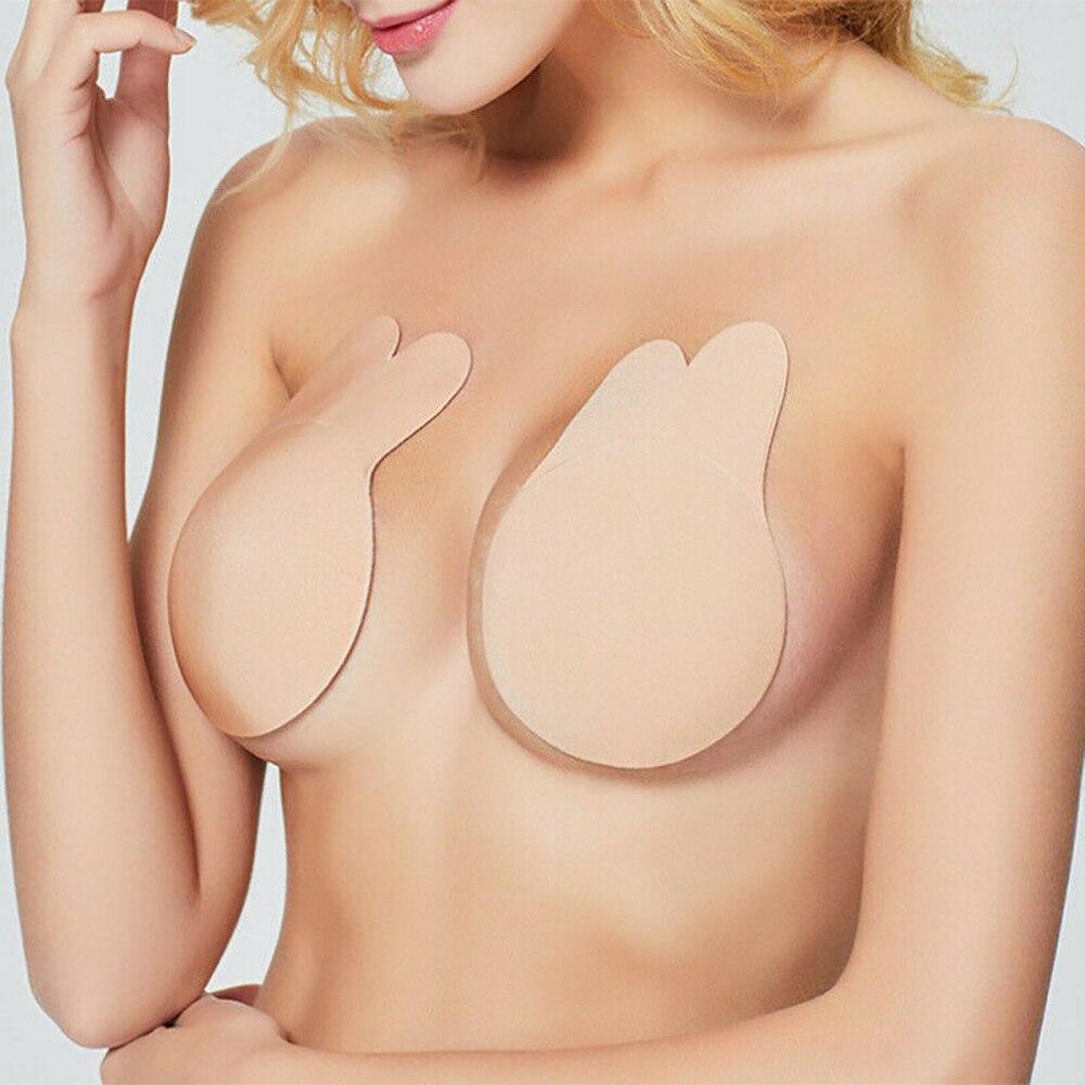 HTB1PBliXbj1gK0jSZFOq6A7GpXas 2pcs Bikini Swimwear Women Bra Pads Self Adhesive Silicone Lift Up Chest Sticker Swimsuit Nipple Cover Bikinis 2019 biquini